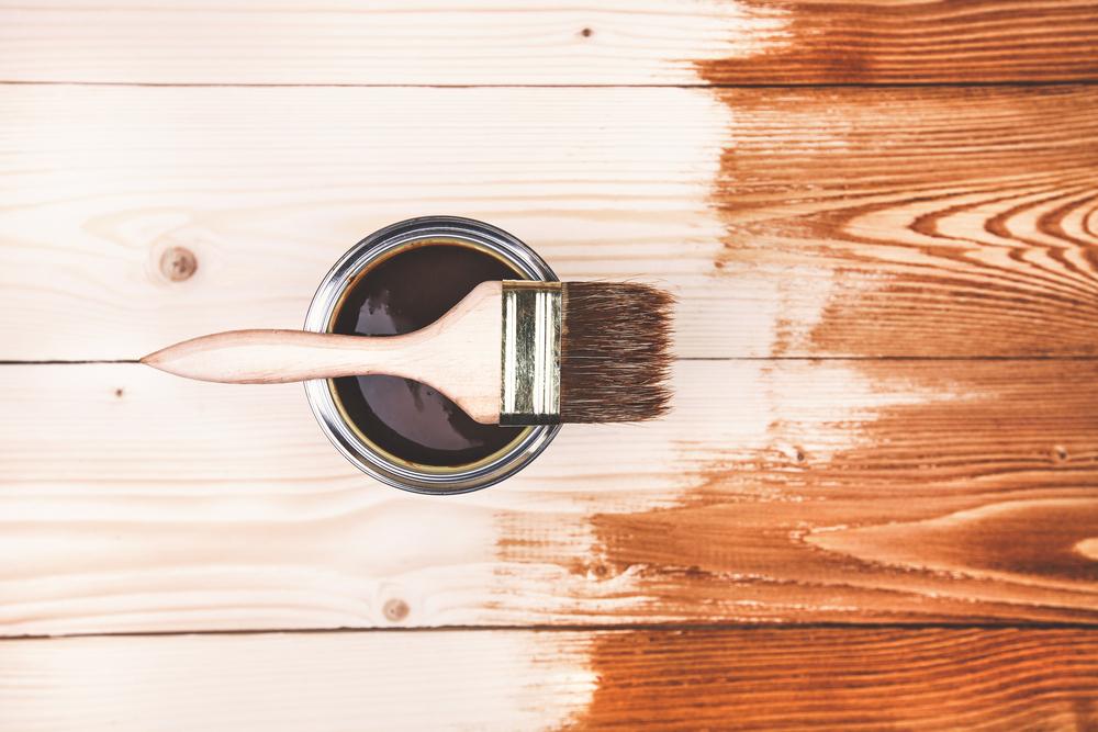 Výsledek obrázku pro natření dřeva